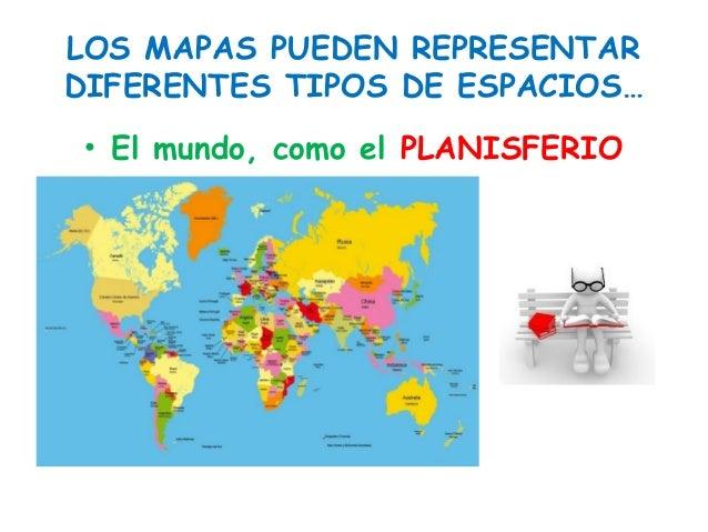 Croquis, Planos, Mapas Y Globo Terraqueo