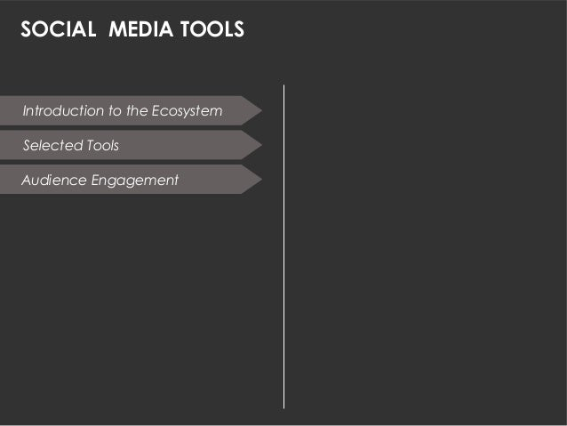 Crosby   social media tools v2 Slide 2