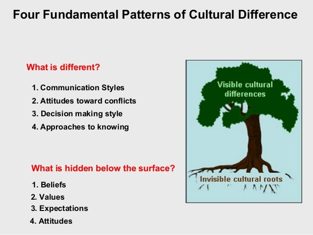 cultural similarities and differences
