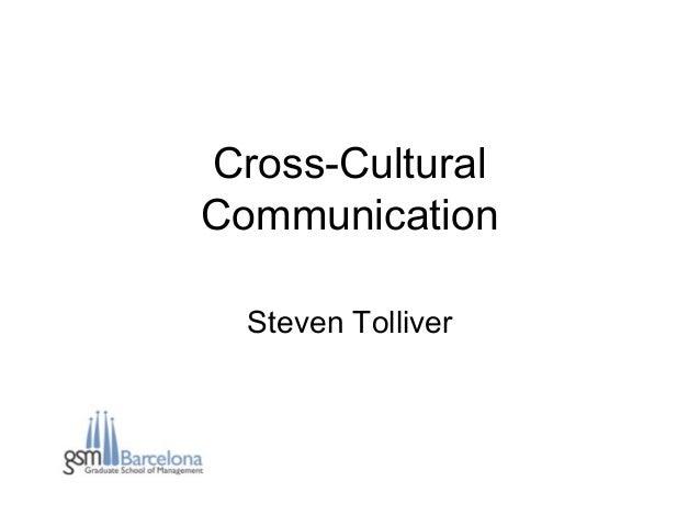 cross cultural communication 5 essay