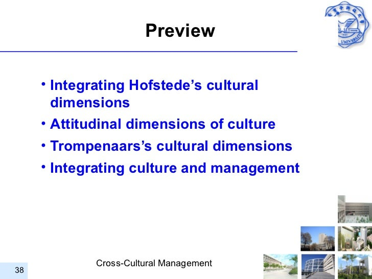 what is cross cultural management Cross-cultural organizational  culture, management, organizations, work  cross-cultural organizational behavior cross-cultural ob has a.