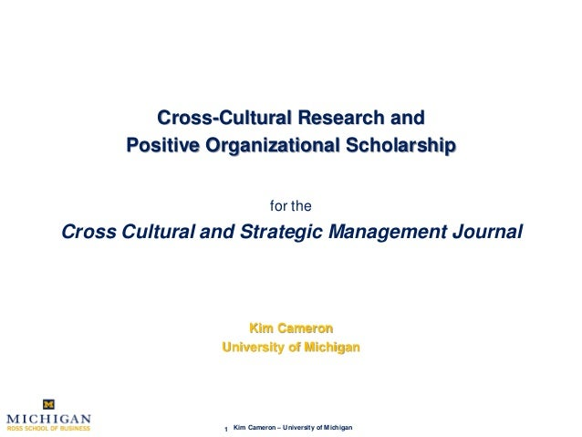 cross cultural research journal