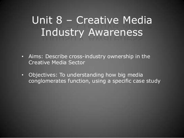 Cross media ownership essays
