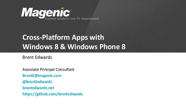 Write application for windows phone 8