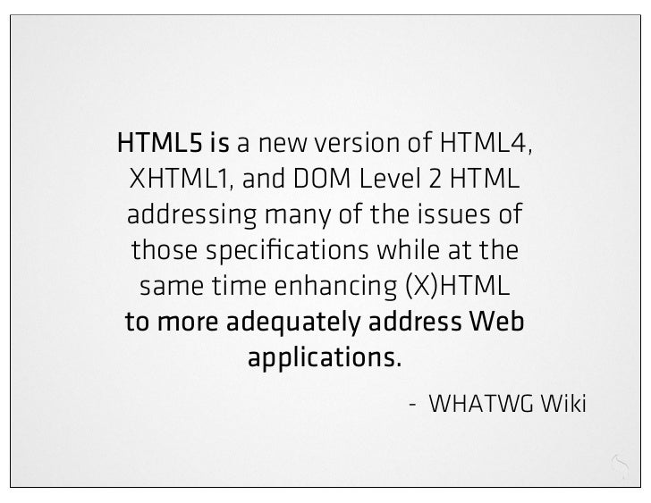The web is now as much         a stack   as it is a medium