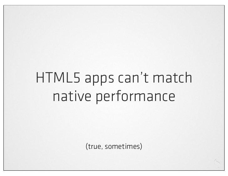 Native app storeshave a dirty secret