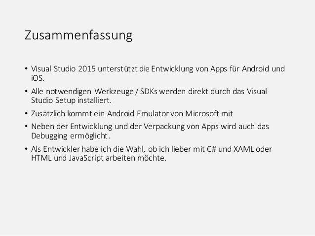 Groß Zusammenfassung Der Android Entwicklerzusammenfassung ...