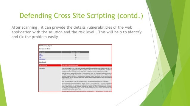cross site scripting essay A cross-site scripting attack is one of the top 5 security attacks carried out on a daily basis across the internet, and your php scripts may not be immune also known as xss, the attack is.
