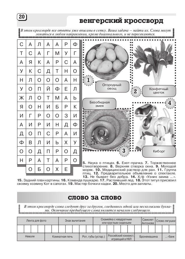 Образец для соответствия 8 букв сканворд admin.