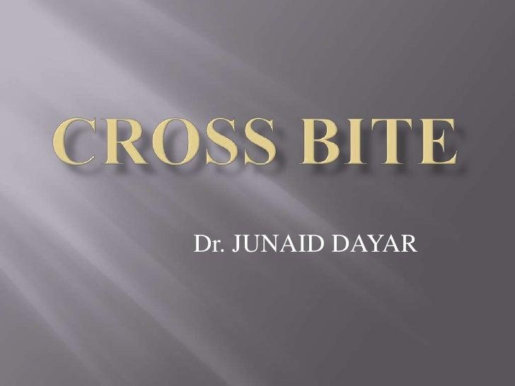 Dr. JUNAID DAYAR