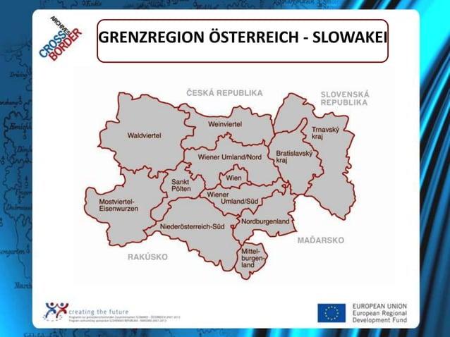 GRENZREGION ÖSTERREICH - SLOWAKEI
