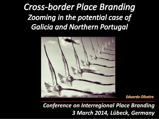 It draws important lessons from the idea of interregional branding and aims to encourage a unique cross-border storyline (...