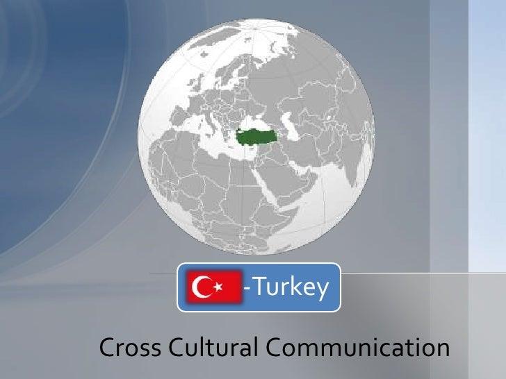 Cross Cultural Communication<br />