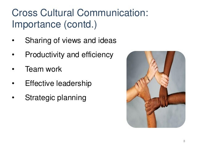 Importance of Cross-Cultural Communication When Initiating New Business Relationships