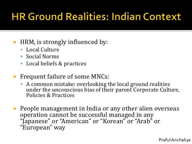 "expatriate failure in the indian context Experience of expatriates in india: a survey of existing literature  ""india is,  moreover, a multi-cultural society and most of the mncs do not understand."