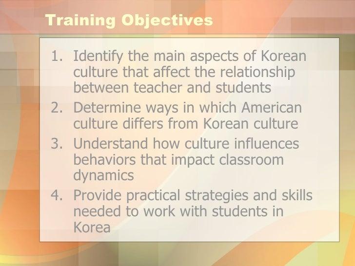 cross-cultural essay on south korea
