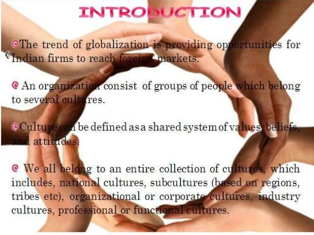 Cross culture dynamics Slide 3