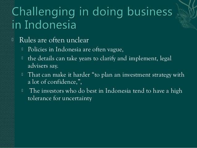Cross culture mgt indonesia