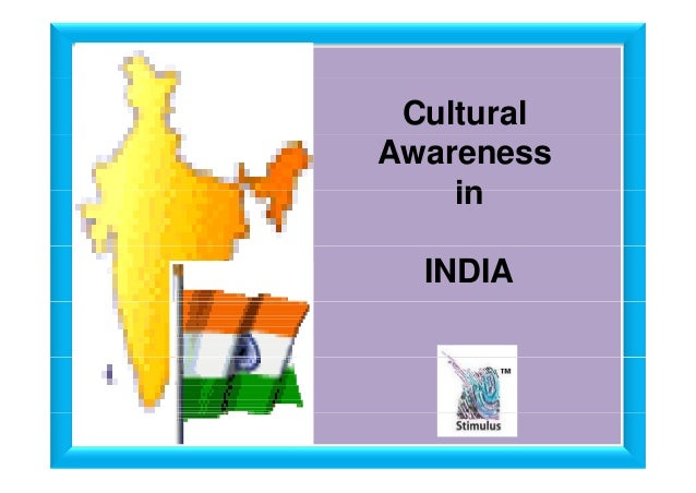 PICTUREPICTURE Cultural Awareness inin INDIA