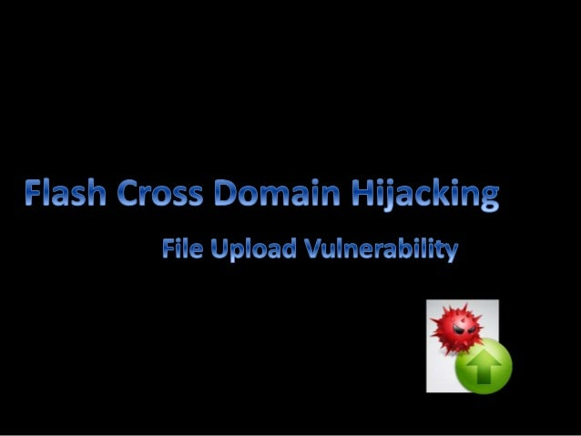 – https://www.owasp.org/index.php/Testing_for_Cross_site_flashing_%28OWA SP-DV-004%29 – https://www.owasp.org/index.php/Ca...