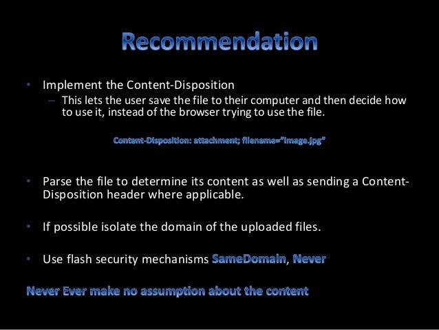 Cross Domain Hijacking - File Upload Vulnerability