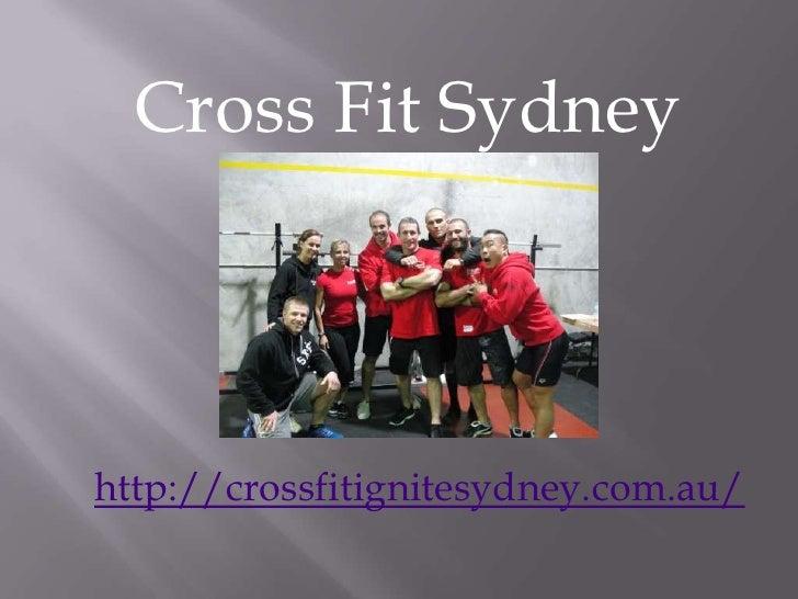 Cross Fit Sydney<br />http://crossfitignitesydney.com.au/<br />