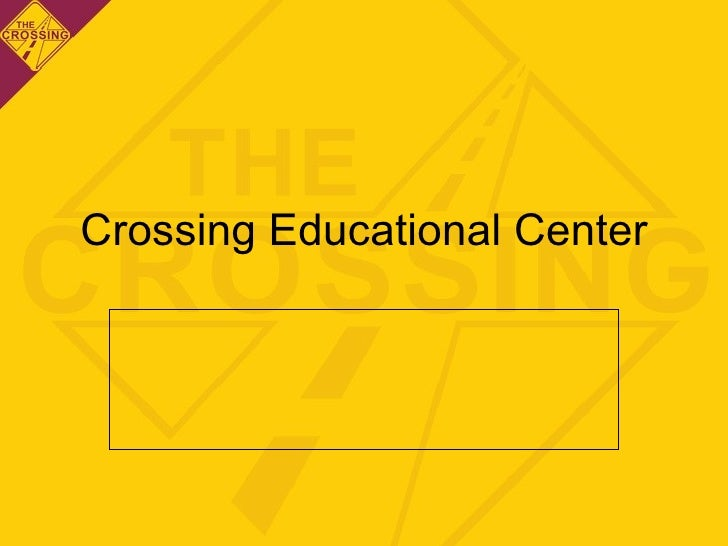 Crossing Educational Center