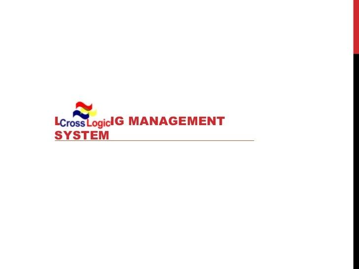 LEARNING MANAGEMENTSYSTEM