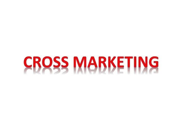 cross marketing