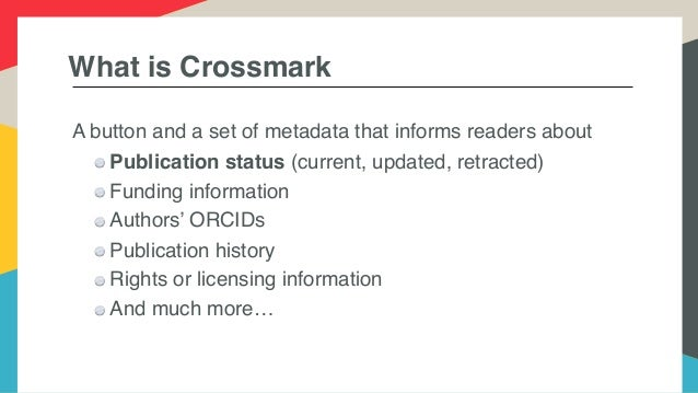 introduction-to-crossmark-lastest Slide 2