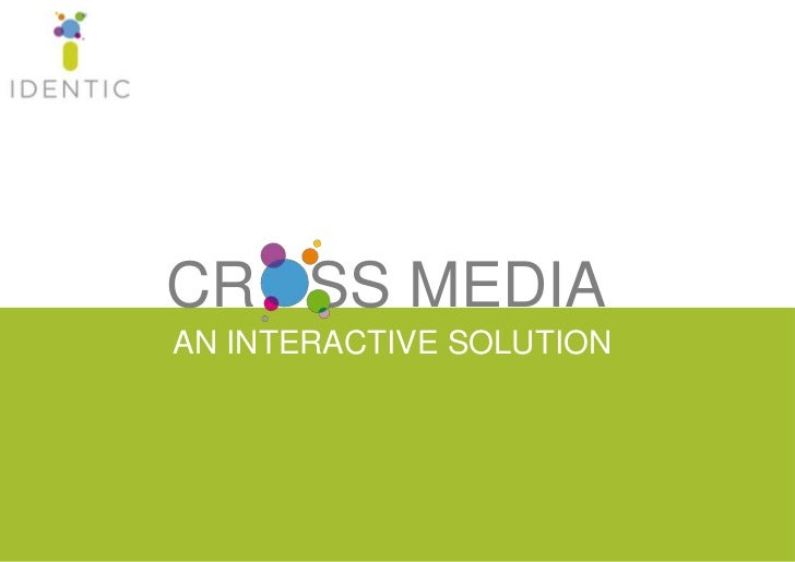 CR SS MEDIAAN INTERACTIVE SOLUTION