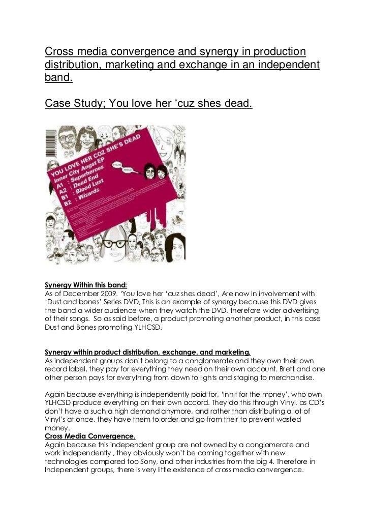 Sony ericsson marketing case study
