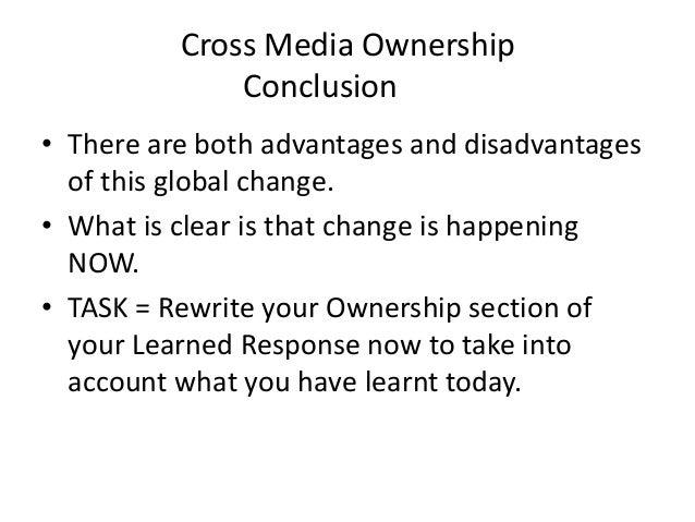 Media Ownership Regulation in Australia