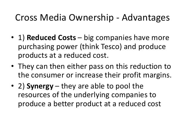 Regulating Cross Media Ownership: A Comparative Study between Australia and Italy
