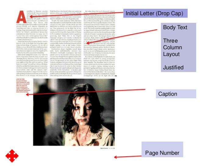 Initial Letter (Drop Cap)                Body Text                Three                Column                Layout       ...