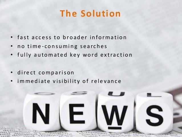 CrossNewsReader Slide 3