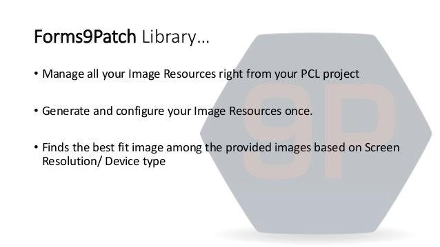 Cross Platform Image Resources Management in Xamarin Forms