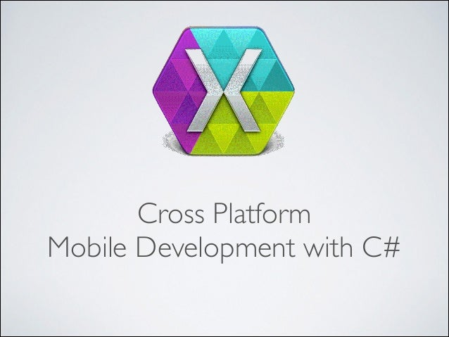 cross platform mobile development thesis [48] mobile applications for agricultural online portals – cross-platform or native development widespread platforms - google android, apple.