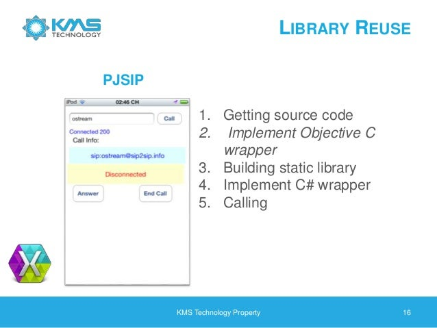 Pjsip android source code