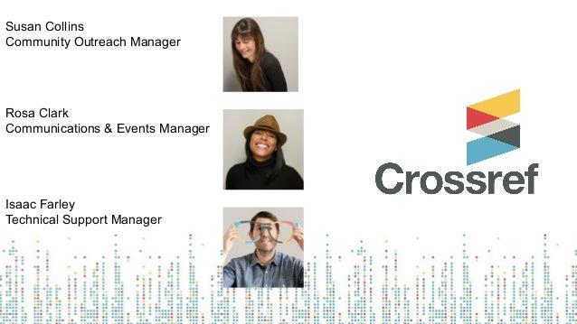 Crossref LIVE US Online Slide 2