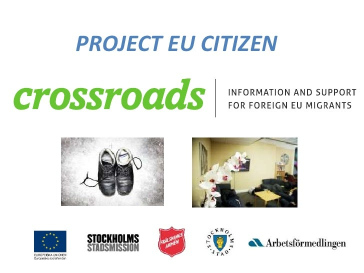 PROJECT EU CITIZEN<br />