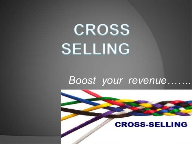 Boost your revenue…….