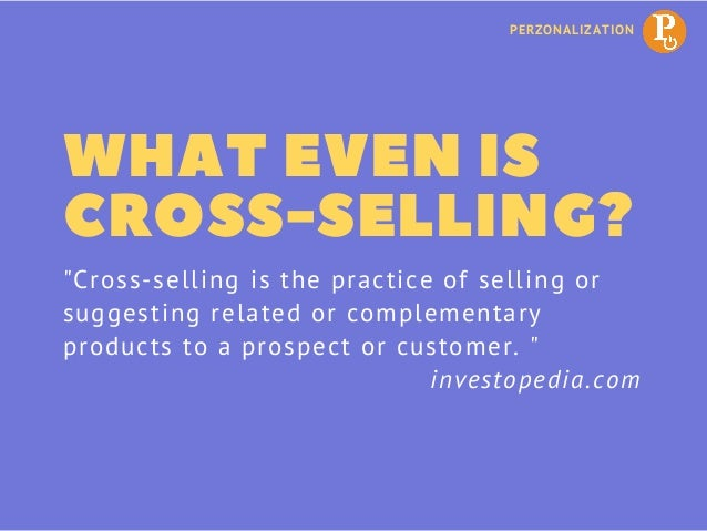 The Art And Science Of Cross Selling [A Guide For E-Commerce] Slide 2