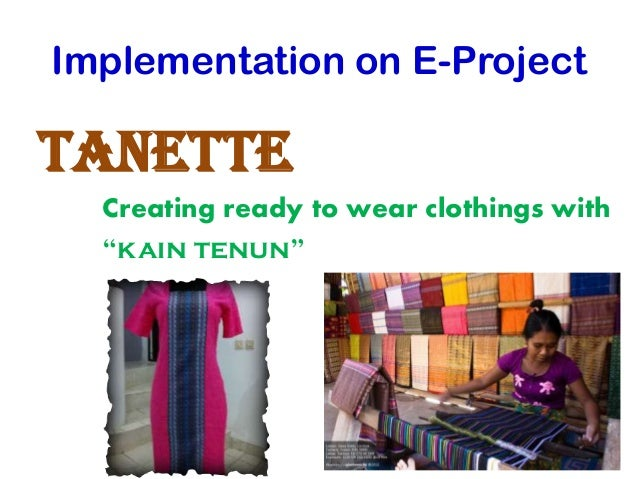TaneTTe's New Product Line Why?