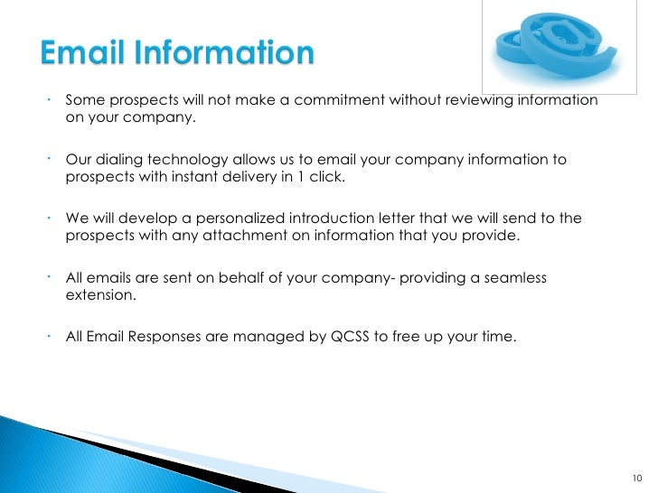 The prospect's email address will automatically populate as well as their first name so you have a professional & pers...