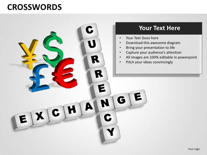 CROSSWORDS                        Your Text Here             •   Your Text Goes here             •   Download this awesome...