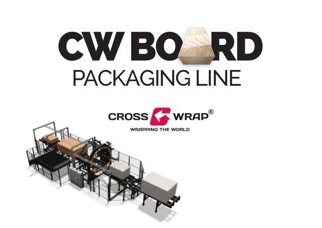 CWBo rd Packaging line