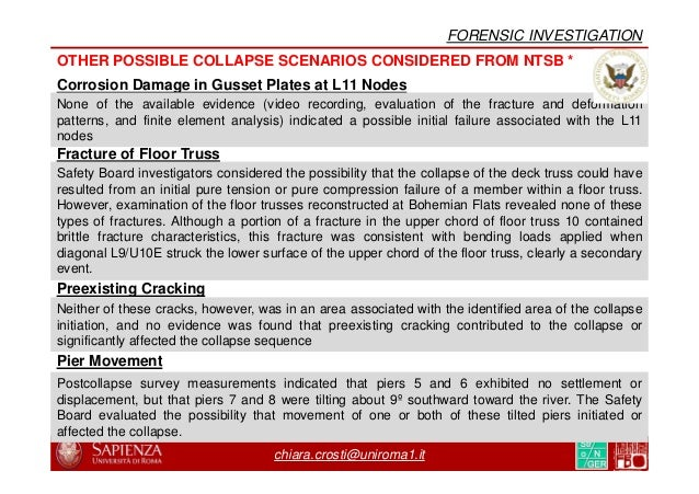 Continued gusset plate load ratings on 25 Trunk Hwy specified bridges that began back in October 2007 February 2, 2008: FH...