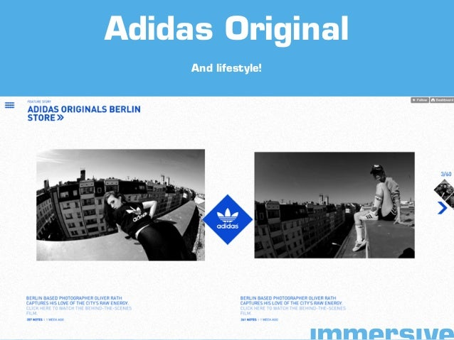 Adidas Original And lifestyle!