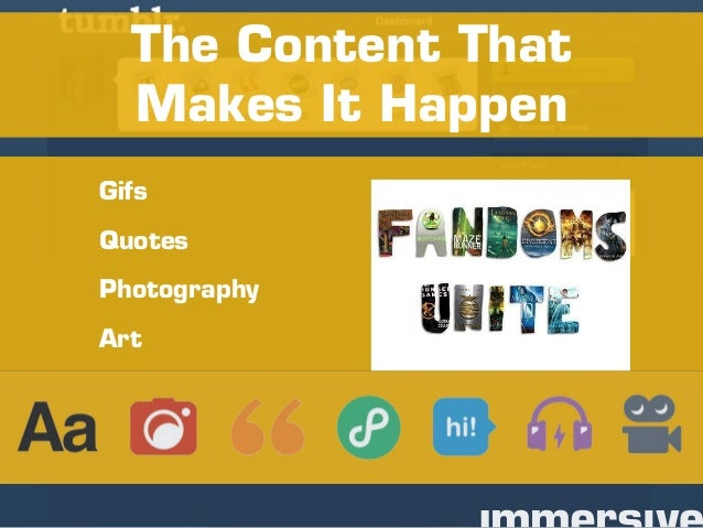Gifs Quotes Photography Art The Content That Makes It Happen
